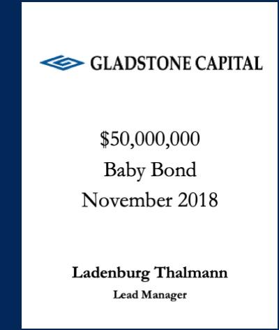 Gladstone Capital