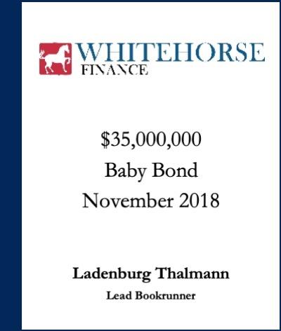 Whitehorse Finance