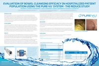 Evaluation Of Bowel Cleansing Efficacy In Hospitalized Patient Population Using The Pure-Vu® System - The Reduce Study