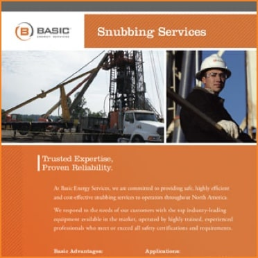 Snubbing Services Insert