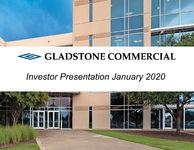 Gladstone Commercial Investor Presentation January 2020