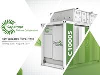 Q1 FY2020 Capstone Turbine Corporation Earnings Presentation