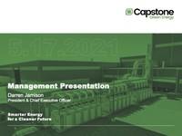 Investor Summit Virtual Conference Presentation