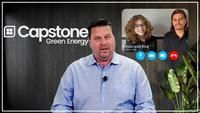 Capstone Green Energy CEO Darren Jamison Interviews the Retro Rebel
