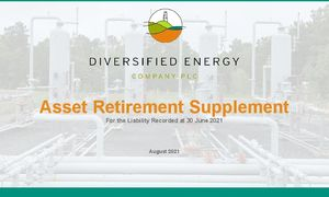 Asset Retirement Supplement