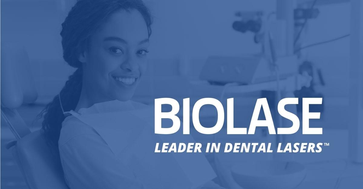 BIOLASE Announces Distribution Agreement With 3Shape