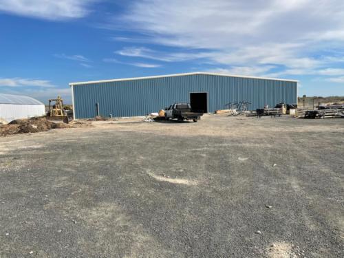 Production Building