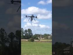 Introducing the New WATT 300 Heavier-Lift Tethered Drone