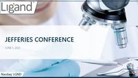 Jefferies Investor Conference Presentation