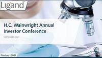 H.C. Wainwright Investor Conference
