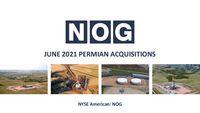 Permian Acquisitions Presentation