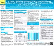 ASH 2017 Actimab-A Preliminary Phase 2 Results
