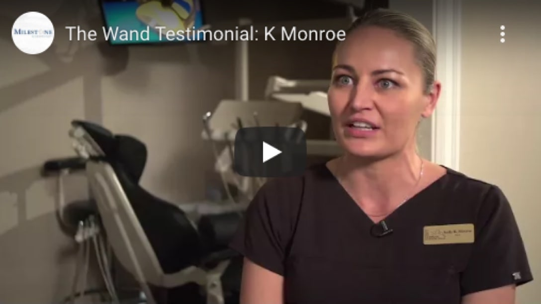 Dr. Kelly Monroe relates some of the benefits for her patients and her practice.