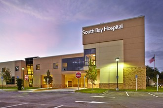 A picture of South Bay Hospital Expansion