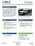 Oxidizer Product Data Sheet
