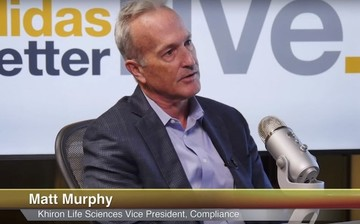 Khiron Life Sciences (CVE:KHRN) Former DEA Chief on Compliance and International Expansion thumbnail