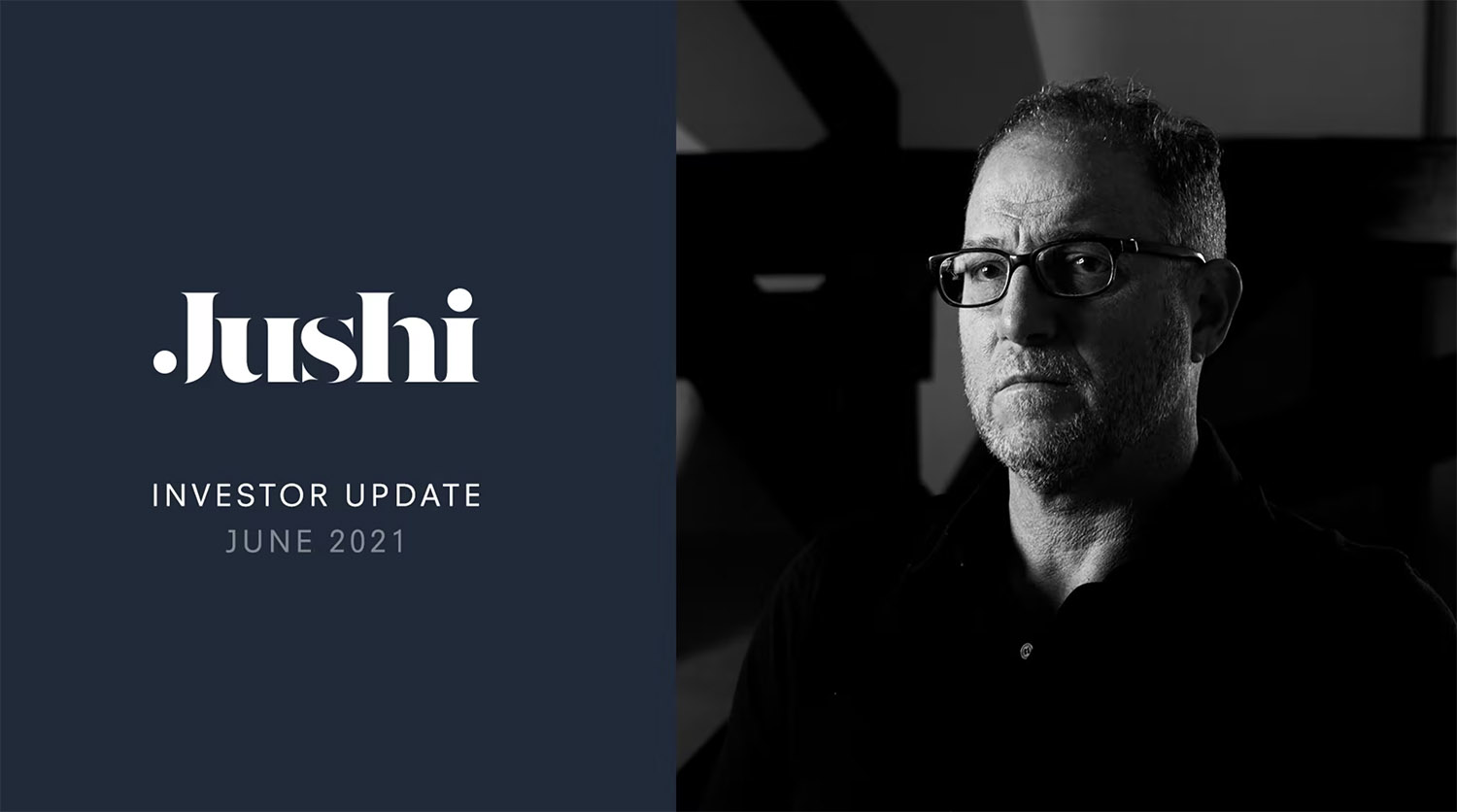 Investor Update with Jim Cacioppo, CEO & Chairman of Jushi Holdings Inc. (June 2021)