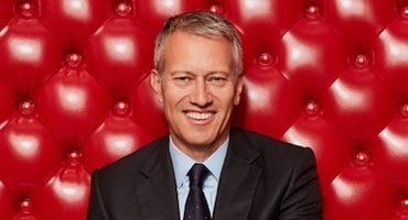 Chairman and CEO, James Quincey