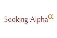 Seeking Alpha Logo beside an article written about MediPharms Labs and cannabis extraction