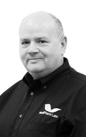 Headshot of Bill Gordon, Director of Information Technology for Medipharm Labs