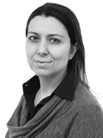 Headshot of Olga Utkutug, Director of Finance for Medipharm Labs