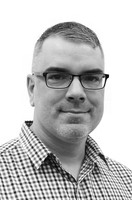 Headshot of Nigel Dewsbury, Head of Quality for Medipharm Labs