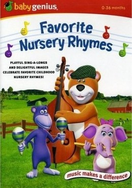 Favorite Nursery Rhymes<br><i>Sold Out!</i>