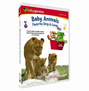 Baby Animals Favorite Sing-A-Longs <br><i>Sold Out!</i>