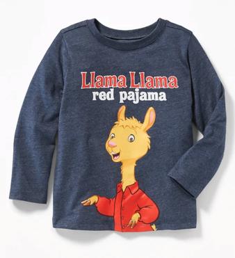 Llama Llama Red Pajama™ Tee<br><i>Sold Out!</i>