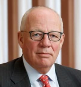 Headshot of Pierre J. P. de Weck