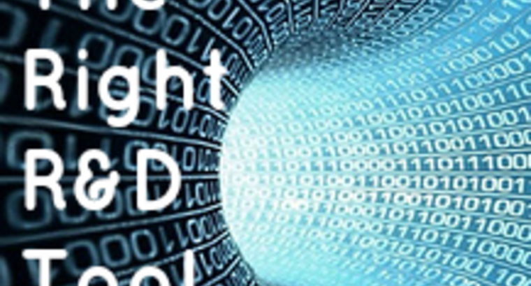 R&D 2.0: The Right R&D Informatics System