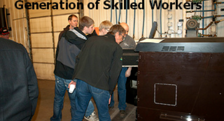 How to Create the Next Generation of Skilled Workers