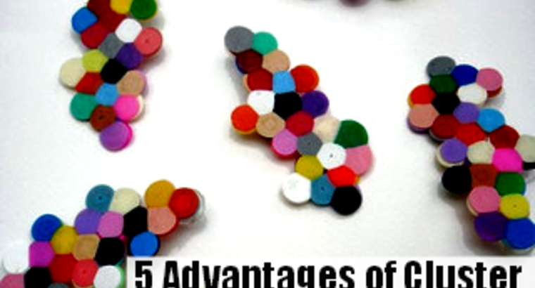 5 Advantages of Cluster Manufacturing