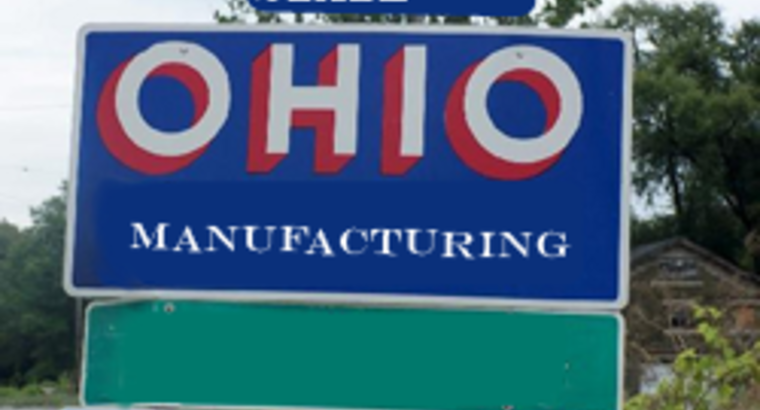 The State of Ohio Manufacturing!