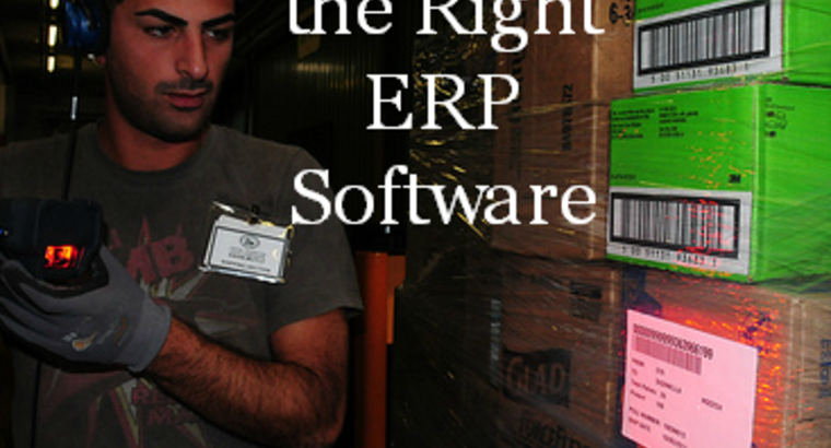 Choose the Right ERP Software!