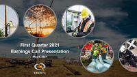 1Q 2021 Earnings Call Presentation