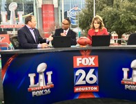 Jim Joyce on FOX26 Superbowl Week