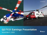 Earnings Presentation Q2 FY21