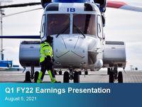 Earnings Presentation Q1 FY22