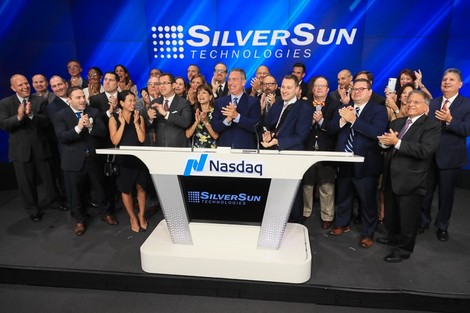 Lucosky Brookman Partners to attend NASDAQ Bell Ringing of long-time client, Silversun Technologies, Inc. on August 15, 2018, 9:30 am EST