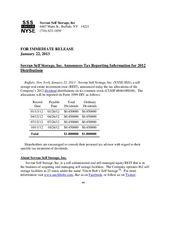 2012 Dividend Tax Treatment