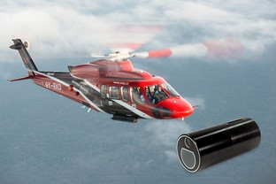 Astronics Max-Viz Enhanced Vision System Installed and Certified by Sikorsky
