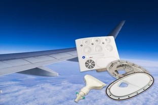 Astronics PECO Receives Contract Extension with Boeing to Provide Interior and Structural Components
