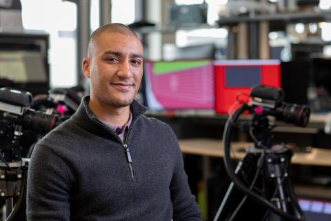 Intel, EXOS Pilot 3D Athlete Tracking with Pro Football Hopefuls