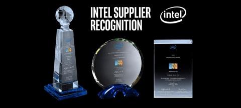 Intel Announces 2019 Supplier Continuous Quality Improvement Awards
