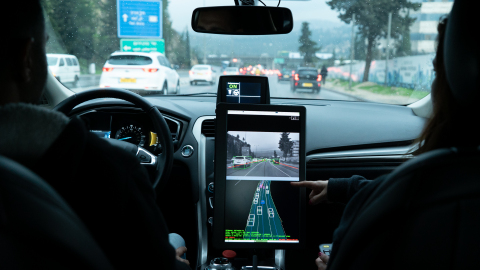 Mobileye's Global Ambitions Take Shape with New Deals in China, South Korea