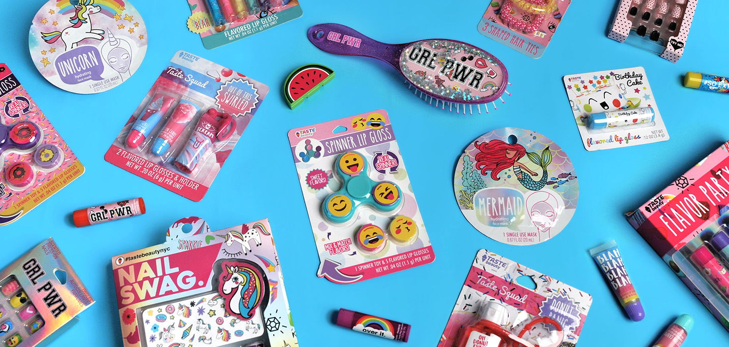 Centric Brands Acquires Taste Beauty