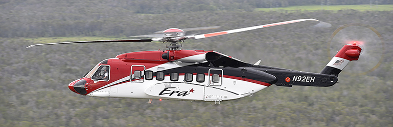 Sikorsky S92 GWE :: Era Group Inc  (ERA)