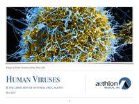 Human Viruses & The Limitation Of Antiviral Drug Agents