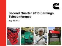 Q2 2013 Earnings Presentation